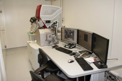 Laboratory of electron and ion microscopy and microanalysis