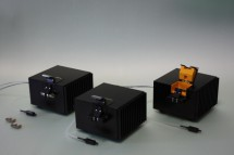 Portable 6-channel SPR sensors based on a new approach to spectroscopy of surface plasmons on a diffraction grating.