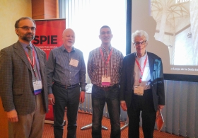 SPIE Optics + Optoelectronics 2019