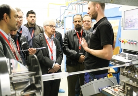 SPIE Optics + Optoelectronics 2019 (Lab tour)