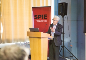 SPIE Optics + Optoelectronics 2019 (Optical Fiber Technology Workshop)