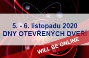 Open Days 2020 cancelled, will be online