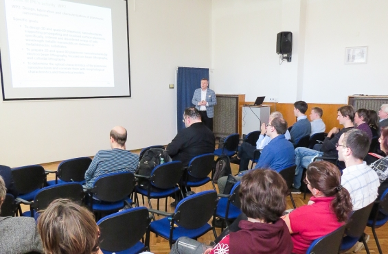 Conference for Nanobiophotonics project