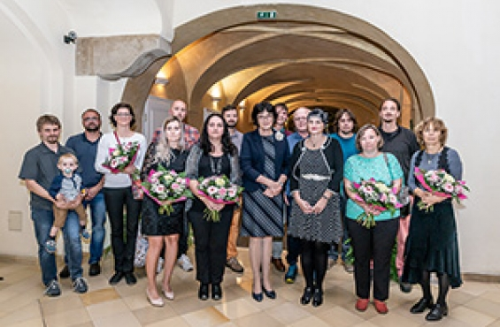 The winners of the contest Photogenic Science 2019, source: Czech Academy of Sciences